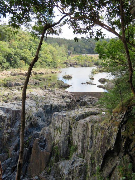 Kuranda Wasserfall