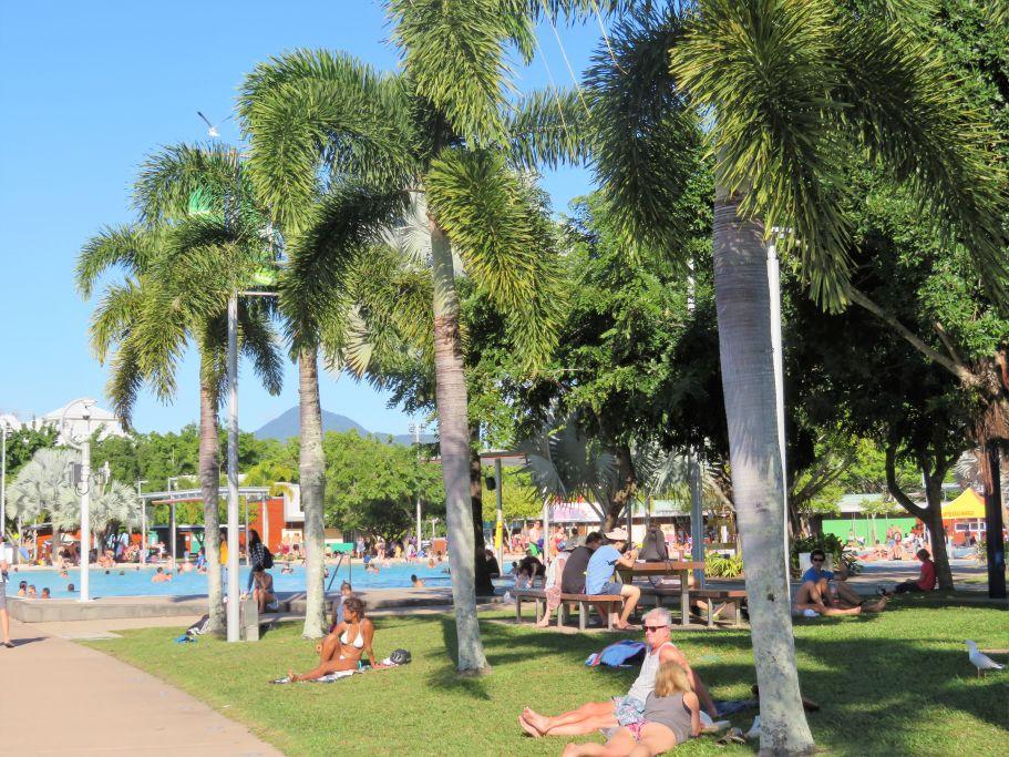 Sonntag in Cairns