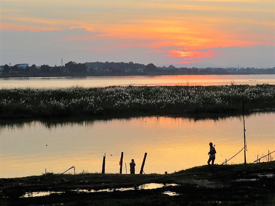 Sonnenuntergang-Vientiane-2