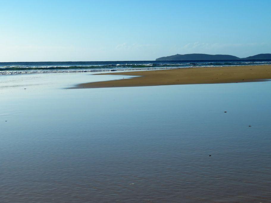 Noosa Beach am Morgen 3