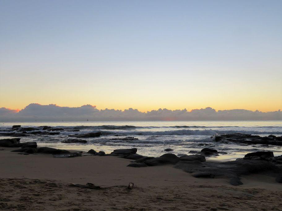 Sonnenaufgang in Mooloolaba 1
