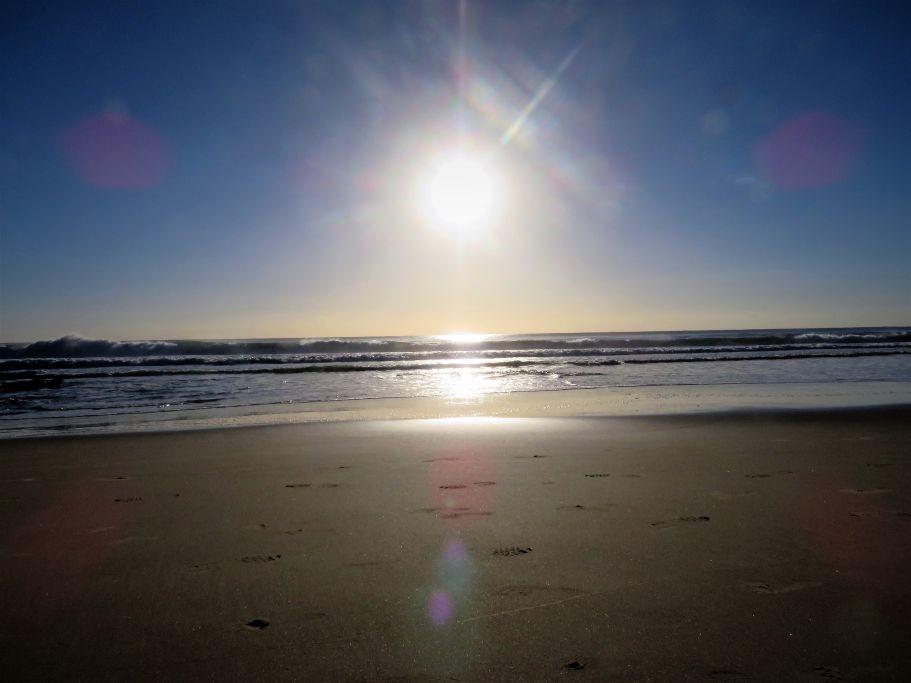 Sonnenaufgang in Mooloolaba