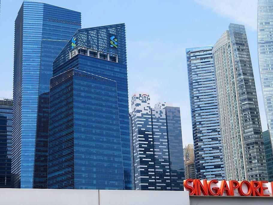 Downtown Singapore 2