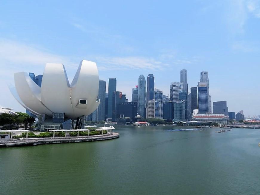 Singapore Skyline 3