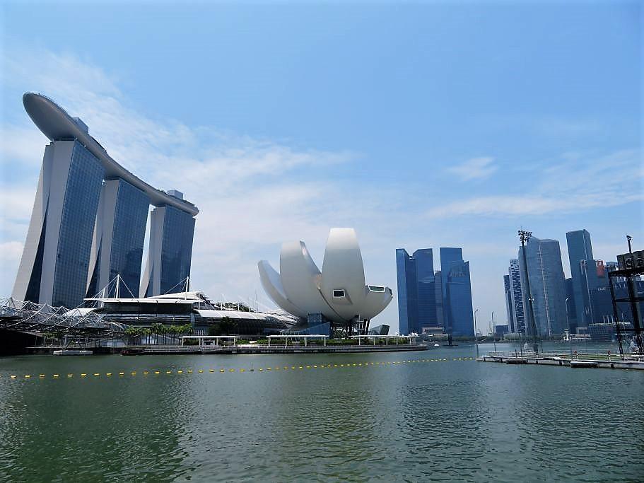 Singapore Skyline 4