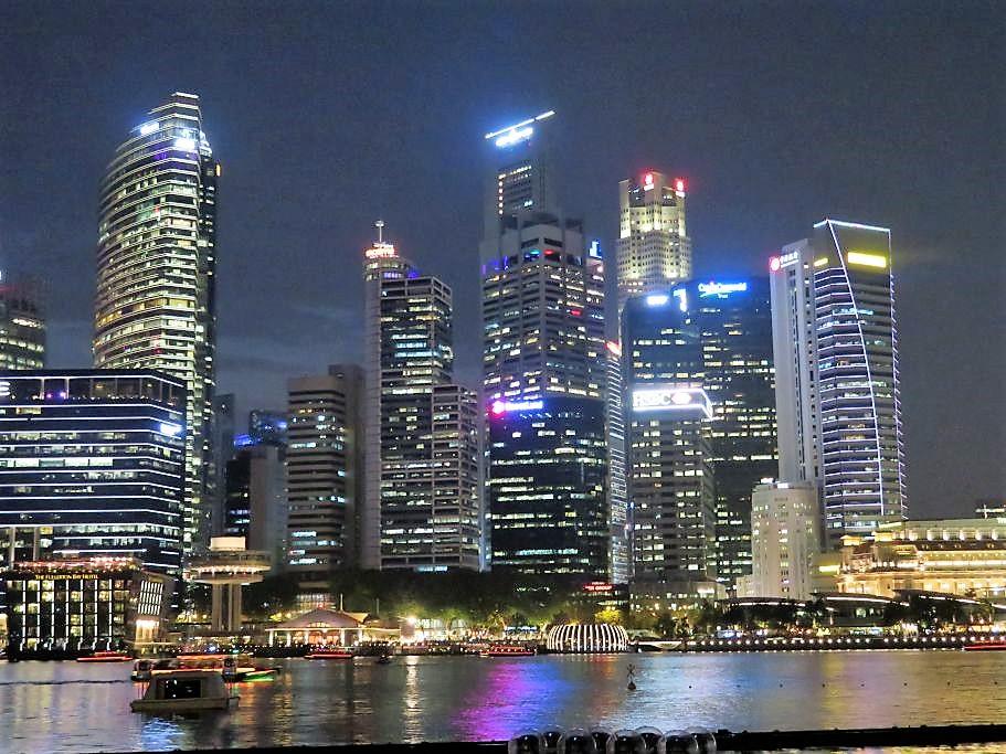 Singapore Skyline 6