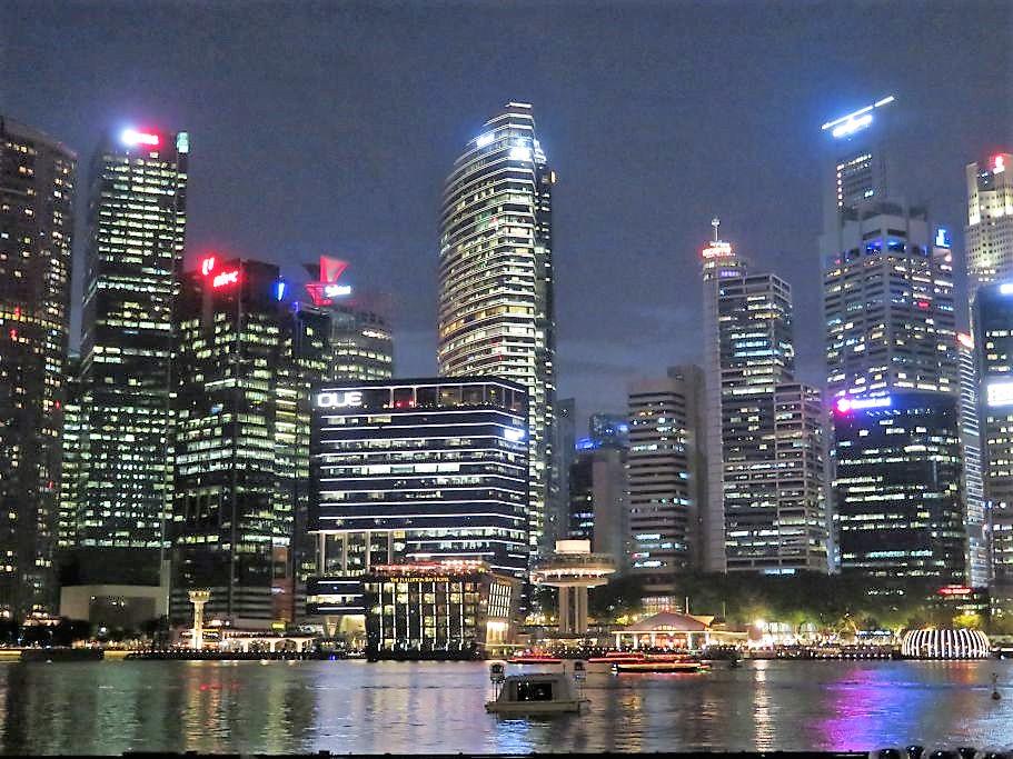 Singapore Skyline 7