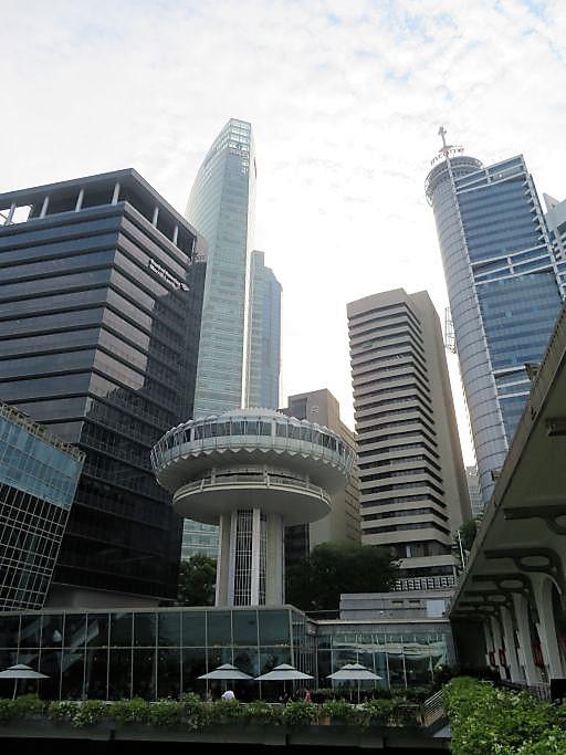 Singapore downtown 2
