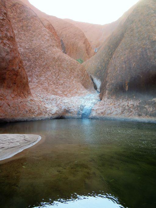 Teilansicht Uluru 1