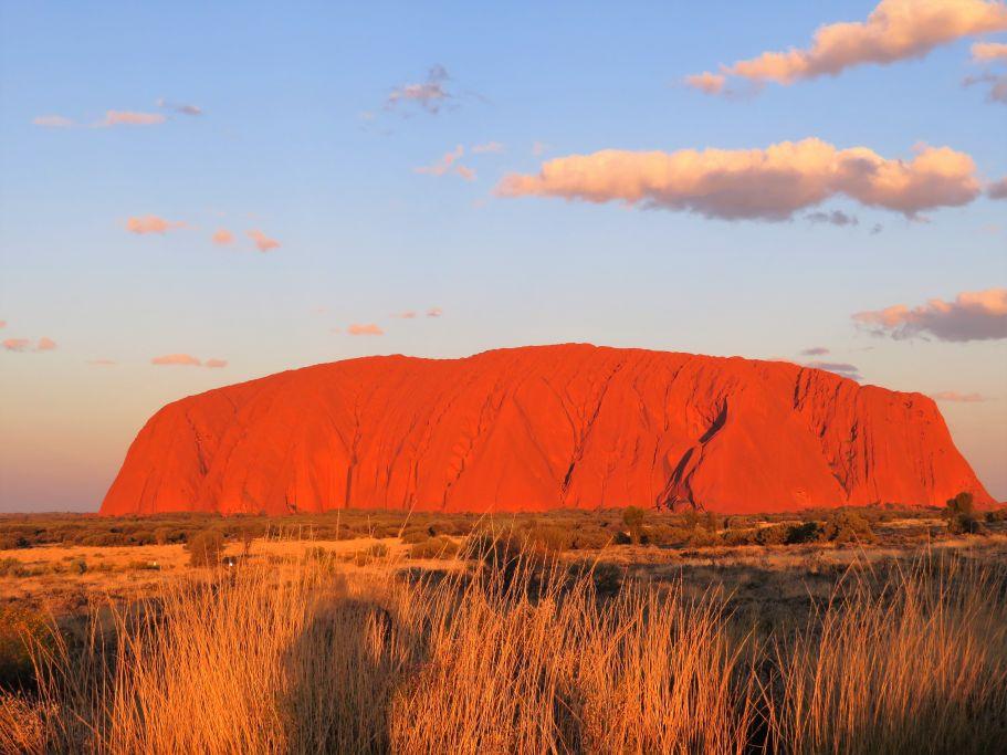 Uluru Sonnenuntergang 1