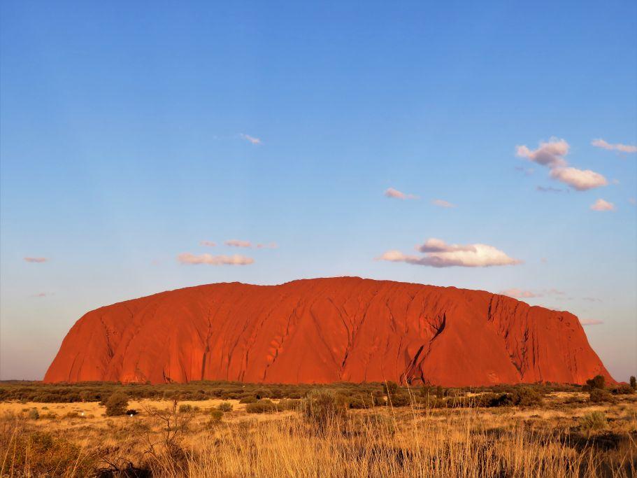 Uluru Sonnenuntergang 2
