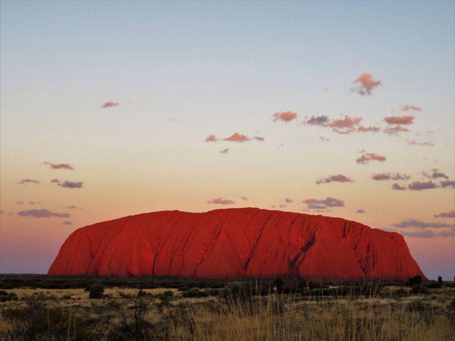Uluru Sonnenuntergang 3