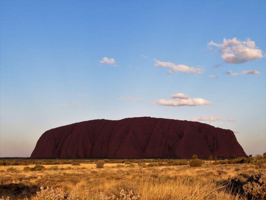 Uluru Sonnenuntergang 4