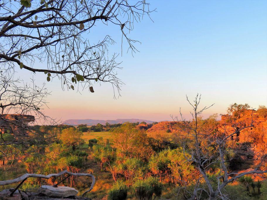 Aussicht vom Ubirr Escarpment
