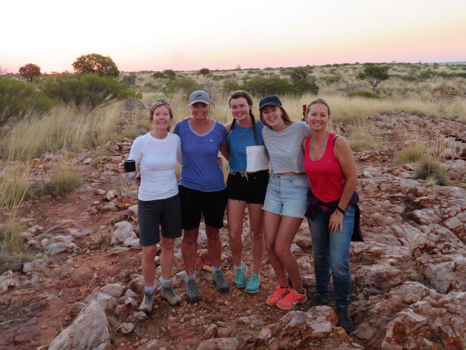 Ladies of the desert
