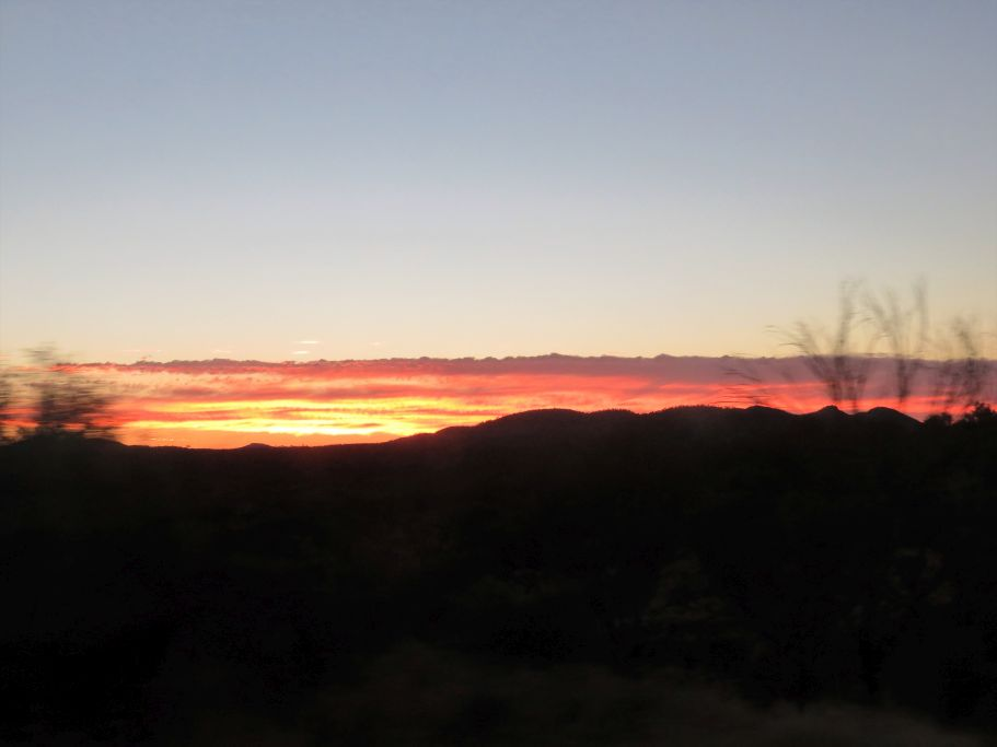 Sonnenaufgang Litchfield NP