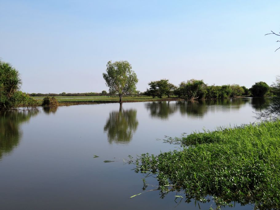 Wunderschöner Fluss 1