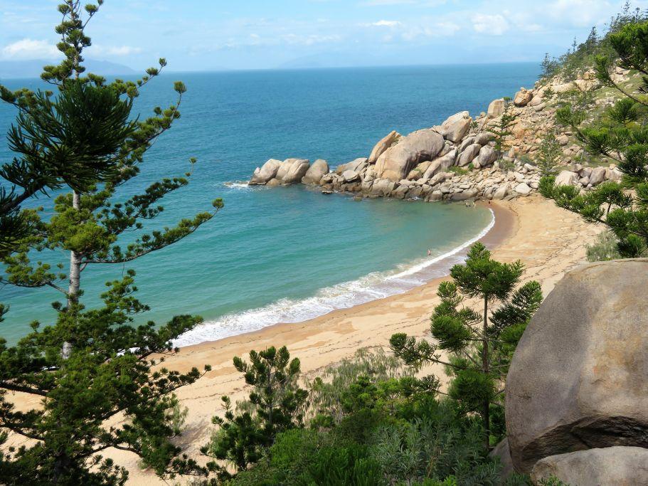 Aussicht Maggie Island