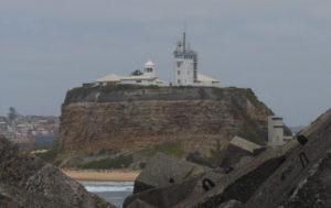 Newcastle Leuchtturm